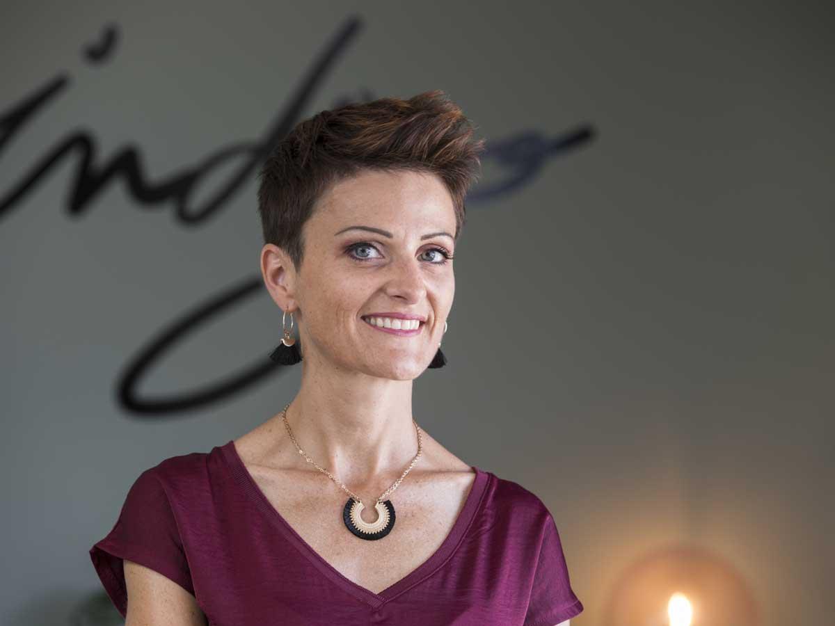 Delphine Sorin – Créatrice d'Indigo